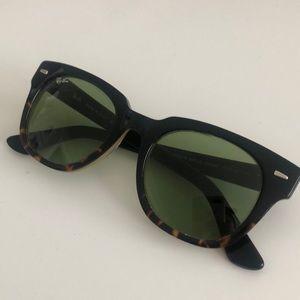 Rayban Meteor Special Series Wayfarer Sunglasses